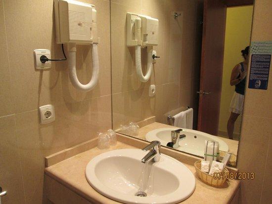 Hotel Playas de Torrevieja: Baño