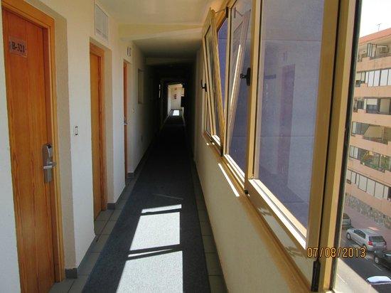 Hotel Playas de Torrevieja: Pasillos