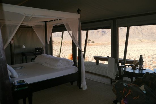 Wolwedans Dunes Lodge : our room