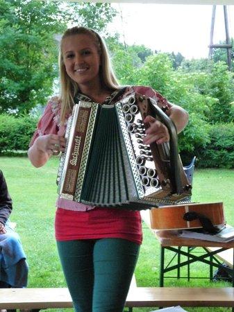 Ferien am Talhof: Hausmusik wird bei uns großgeschrieben