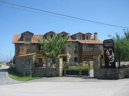 Casona  De Tresali: Hotel Casona de Tresali