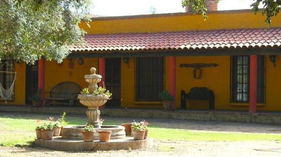 Rancho Los Chabacanos: Cuartos