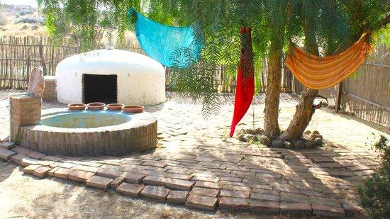 Rancho Los Chabacanos: Temazcal