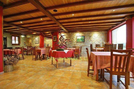 Casona  De Tresali: Salón comedor