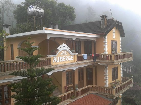 Sapa Auberge Hotel: View from balcony