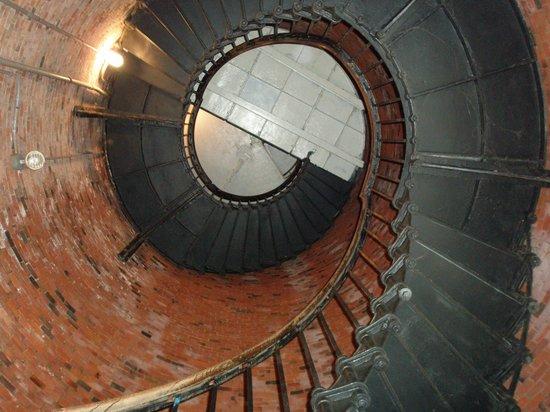 Highland Light: from below