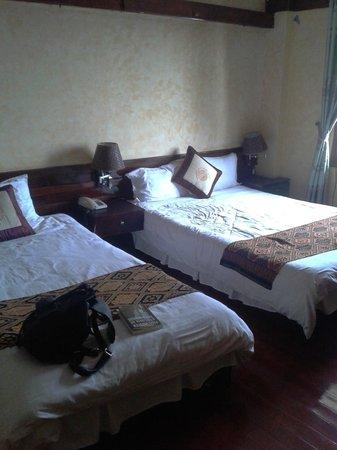 Sapa Auberge Hotel: Room