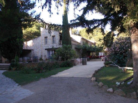 Logis Domaine de Roquerousse : scorcio