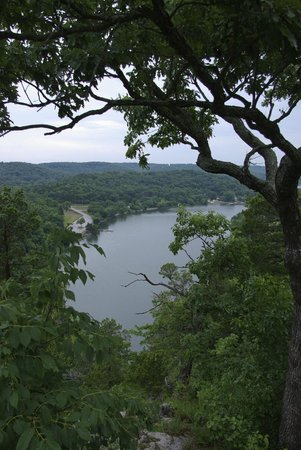 Ha Ha Tonka State Park: View from the Castle