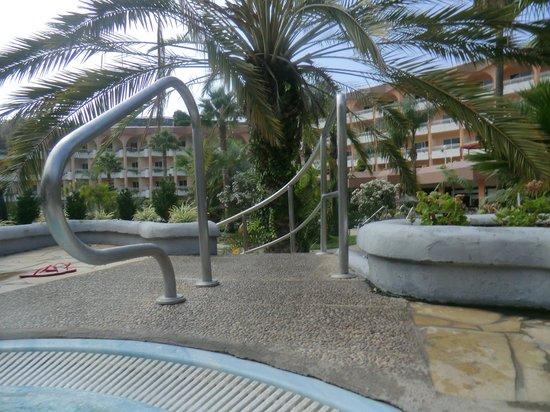 Hotel Puerto Palace: Jakuzi