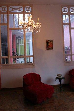 ParkLife Hostel Popayan: wonderful decor