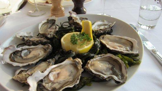 Hotel Restaurant Le Bellevue : Dinner