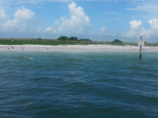 Island Boat Adventures : beautiful island...totally unspoilt