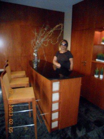 Astari Hotel : lobby