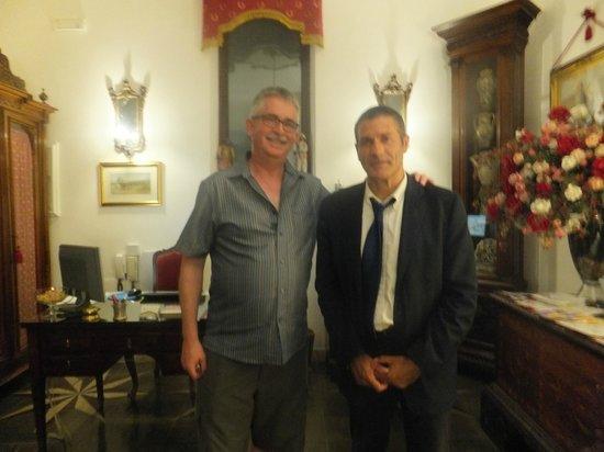 Hotel Villa Taormina: the forever helpful staff