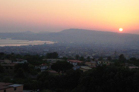 Hotel Belvedere: panorama