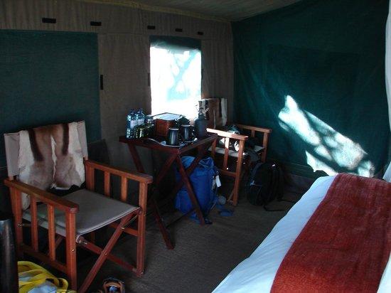 Haina Kalahari Lodge: Interior
