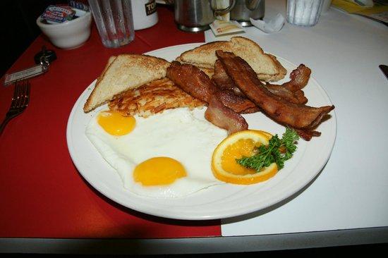 Broiler: Broller Breakfast