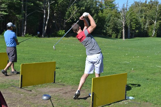 Barrie, Canadá: Driving Range