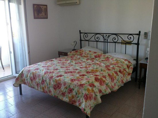 Santa Maria Village: Το δωμάτιο των 100€