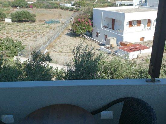 Santa Maria Village: Η θέα....