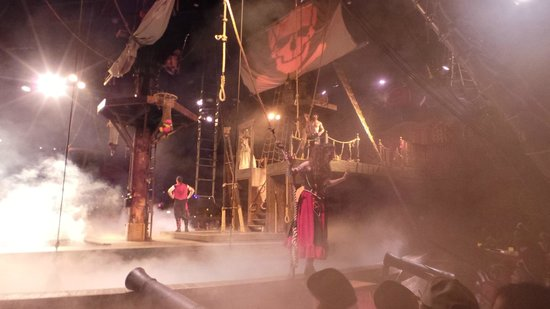 Pirates Dinner Adventure: Part Of the Show