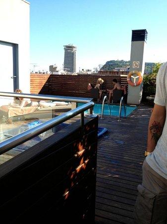 Catalonia Avinyo: micro piscina 3X4 M