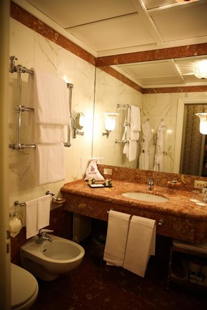 Hotel Danieli, A Luxury Collection Hotel: Everything is great except for the dated bathroom