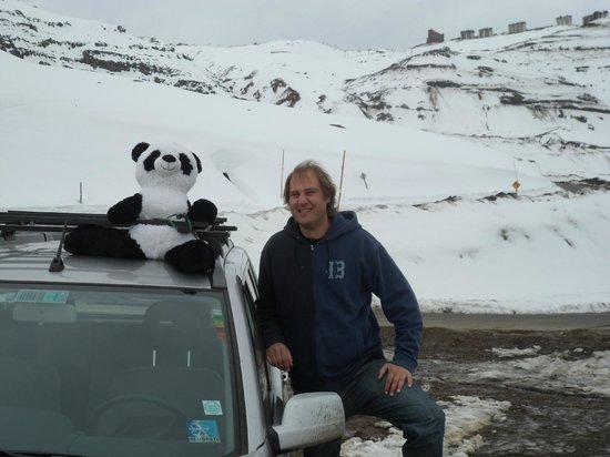 Powder Lodge: Cristian and the lost Panda of the Andes