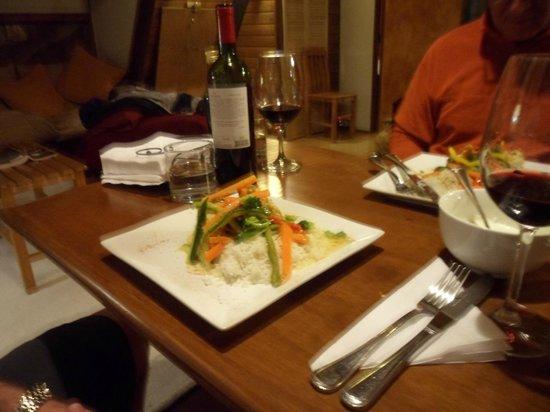 Powder Lodge supper
