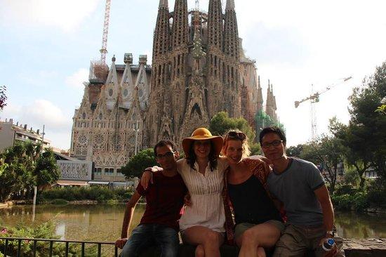 Secret Gaudi Tour