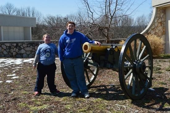 New Market State Historical Park: Battlefield