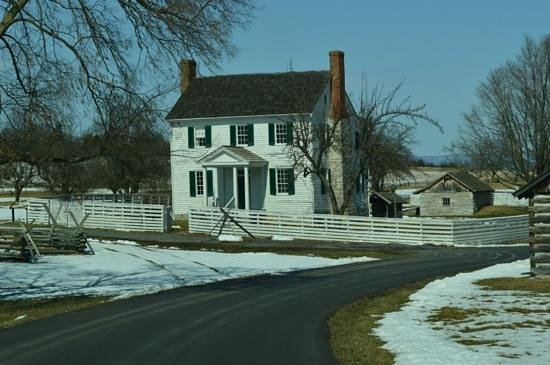 New Market State Historical Park: Home on the Battlefield