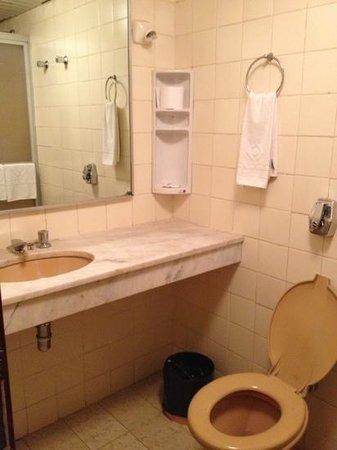 Aracoara Hotel: banheiro