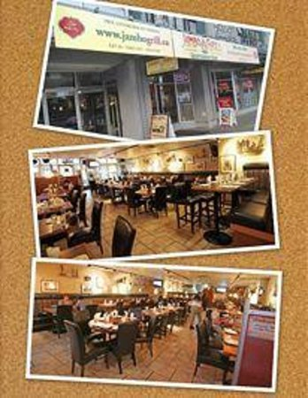 Jambo Grill & Paan House : Our Restaurant