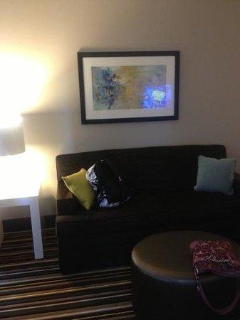 Hampton Inn & Suites Denver Downtown-Convention Center: Sofabed