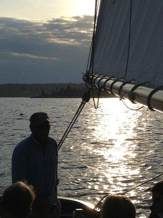 Schooner Lazy Jack: Aboard the Lazy Jack