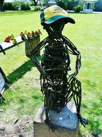 Birdwoods Gallery : sculpture