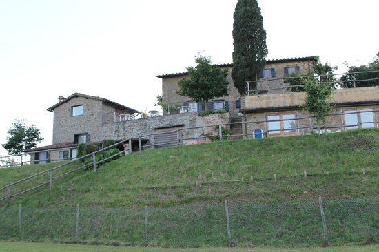Agriturismo La Sala: the mansion