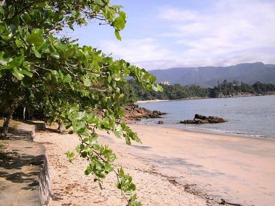 Cacandoquinha Beach: Praia caçandoquinha