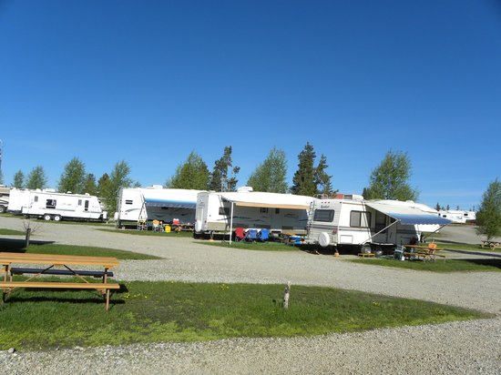 Buffalo Run RV Park & Cabins: RV Park