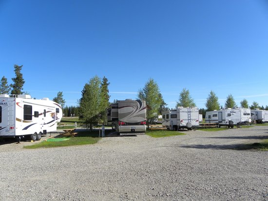 Buffalo Run RV Park & Cabins: RV Park