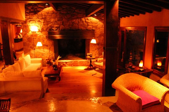 Aldebaran Hotel & Spa: Living