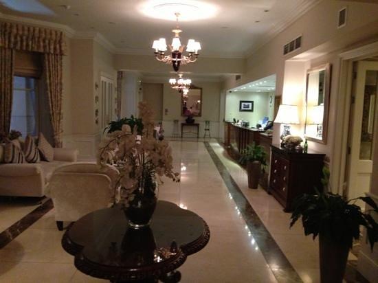 Park International Hotel: lobby