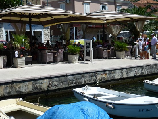 Caffe del Mare: View from the Wharf