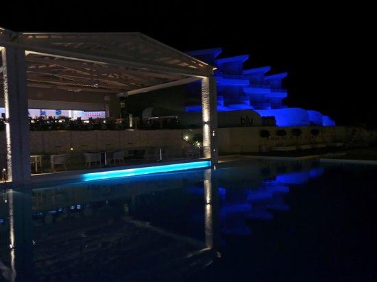 Proteas Blu Resort: Μπλε μαγεία.