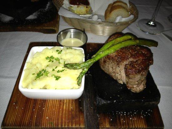 The Stone Restaurant: Dinner Entree
