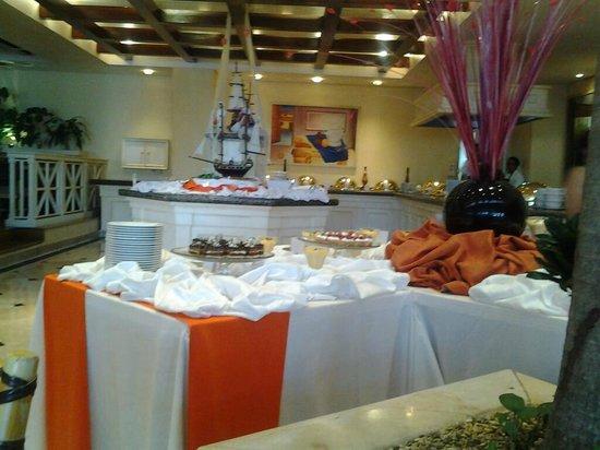 Fiesta Americana Veracruz: buffet