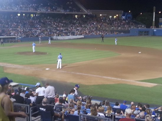 Harbor Park: Norfolk Tides