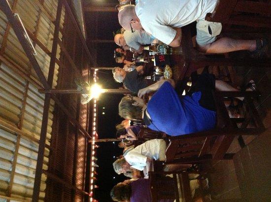 Coco Restaurant & Bar: Sea Front